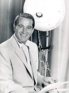 Canonsburg native Perry Como is one of the first inductees to America's Pop Music Hall of Fame.