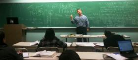 Point Park Professor Dimitris Kraniou pushes his economics students to think on the macro-level with his extraterrestrial economics course