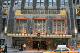 Enjoy a weekend away with the girls at he Waldorf Astoria in NYC