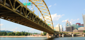 Most Pittsburgh bridges are in need of some sort of restoration.
