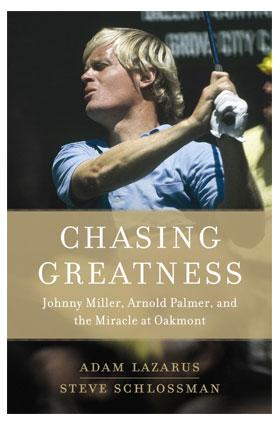 The book Chasing Greatness recounts the final round of the 1973 U.S. Open
