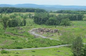 Gettysburg National Military Park has undergone many changes since the famed battle 150 years ago.