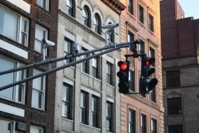 Red light cameras, like the ones shown here in Boston, could be on their way to Pittsburgh.