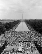 The 1963 March on Washington.