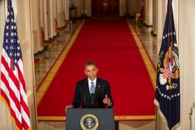 President Obama made his case, Tuesday night for a punitive strike against the Syrian government, if diplomatic efforts fail.