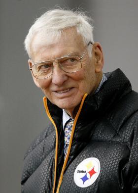 Steelers owner Dan Rooney