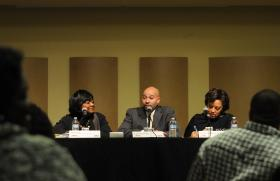 Representatives from The Urban League, Pittsburgh City Council and UPMC weigh in on Pittsburgh's African American Middle Class