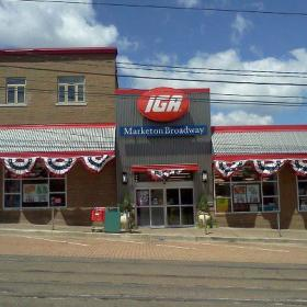 The IGA Market on Broadway in Beechview, is one of many businesses catering to the neighborhood's growing Hispanic population.