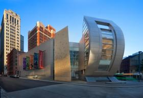 The August Wilson Center is in financial trouble as the organization faces a threat of foreclosure.
