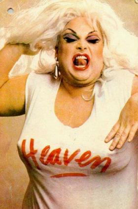 I Am Divine is a documentary about the iconic drag queen, Divine. It's the opening night feature of the Reel Q festival.