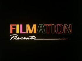 """The trademark Filmation logo and """"ding!"""" sound effect were familiar openings to Saturday morning cartoons in the 1970s and 80s."""