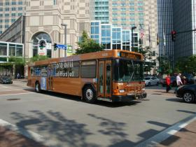 In hopes of reducing sidewalk traffic, the Port Authority is planning to limit the number of buses and bus stops in downtown Pittsburgh.