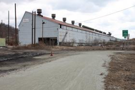 Architectural assets such as the LTV steel mill, and its proximity to Downtown and Oakland, make Hazelwood a prime area for redevelopment.
