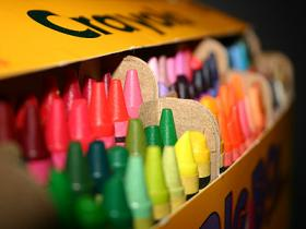 "Crayola Crayons, made in Easton, PA are just one of the products that would receive a ""Made in PA"" label."