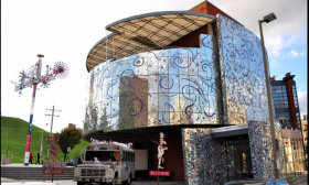 The American Visionary Art Museum in Baltimore features works by self-taught artists.