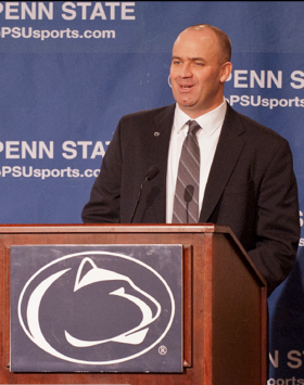 Bill O'Brien has left his coaching position at Penn State and will move to Houston to coach the Texans.