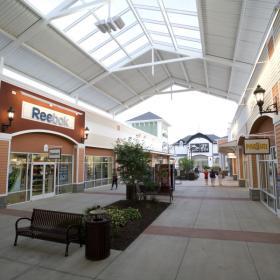 Tanger Outlet Mall, Washington, Pa.