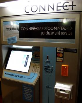 Riders are asked to purchase ConnectCards only from official retail kiosks and other official locations, such as Giant Eagle.