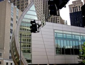 The August Wilson Center for African American Culture, in Downtown Pittsburgh