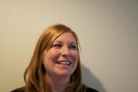 Lauren Byrne is the executive director for Lawrenceville United.