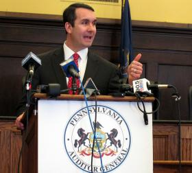 Pennsylvania Auditor General Eugene DePasquale has released an audit of the Port Authority of Allegheny County which covers the period of July 1, 2007 through December 31, 2012.
