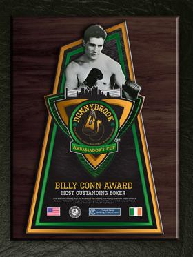 The best Pittsburgh boxer at the event will be given the Billy Conn Trophy, named after the legendary Pittsburgh boxer whose claim to fame was a match against Joe Louis.