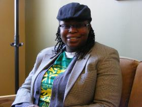LaTasha Mayes is Founder and Executive Director of New Voices Pittsburgh: Women of Color for Reproductive Justice
