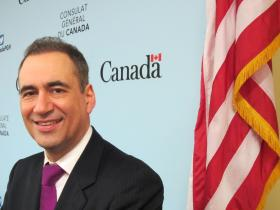 Canadian Consul General John Prato plans to meet with political, community and business leaders during his time in Pittsburgh.