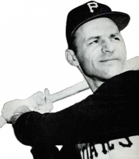 Dick Groat helped to earn the first World Series he had ever seen the Pirates win.