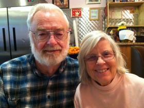 Alan and Diana Williams