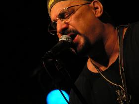 Front man of the Smithereens, Pat DiNizio, will be performing with the band tonight at the Dollar Bank Three Rivers Arts Festival.