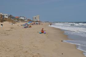 A view of Virginia Beach, one of the most easily accessible beaches to travel to from the Pittsburgh area.