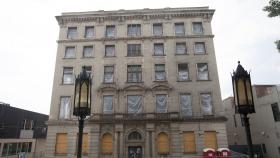 The YMCA building in East Liberty plans to use preservation tax credits to develop a hotel.