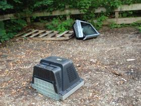 How often have you seen old tube TVs dumped on the side of the road this summer? Find out how they can be properly discarded.