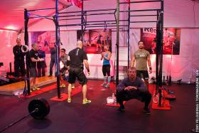 CrossFit is a fitness trend that's become increasingly popular over the past few years, but can it be too intense?