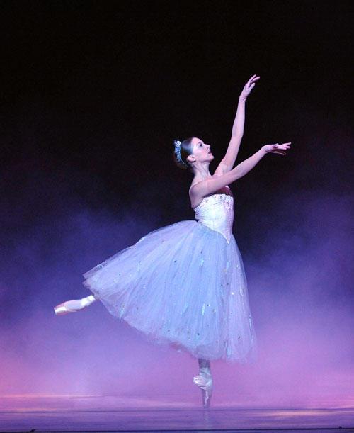 Pittsburgh Ballet Theatre Principal Dancer Alexandra Kochis
