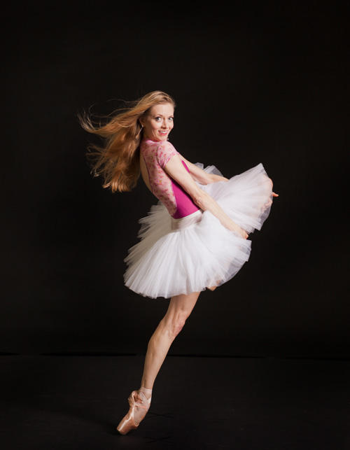 Pittsburgh Ballet Theatre Principal Dancer Julia Erickson