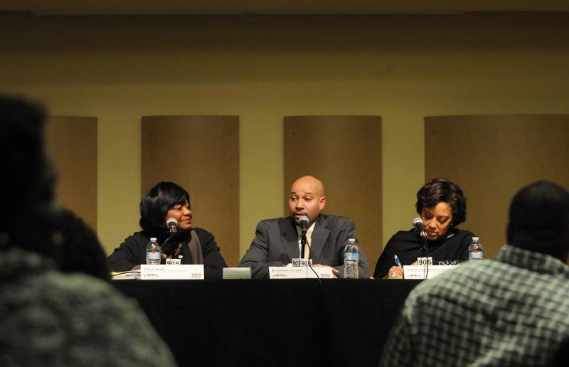 Representives from The Urban League, Pittsburgh City Council and UPMC weigh in on Pittsburgh's African American Middle Class