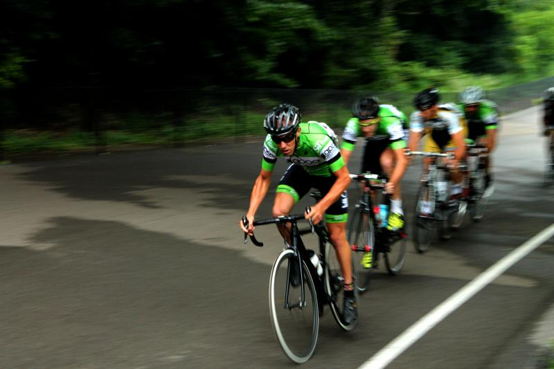Riders can race for a team or solo. Riders and teams earn points throughout the summer that go toward winning trophies and cash prizes at the season's end.
