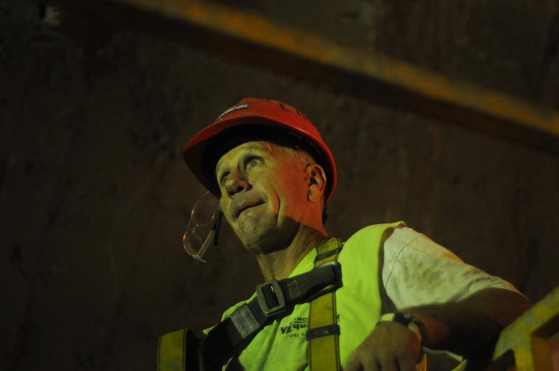 Workers have operated on 12-hour shifts during the round-the-clock closures.