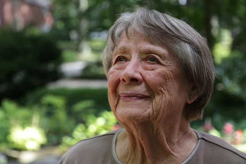 During World War II, Julia Parsons was a member of an all-women's German code-breaking team. It would be years before the Pittsburgh native would share the details of her experience with her family.