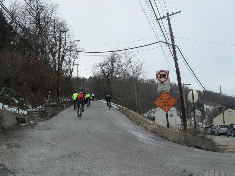 The third hill was Logan Street in Millvale.