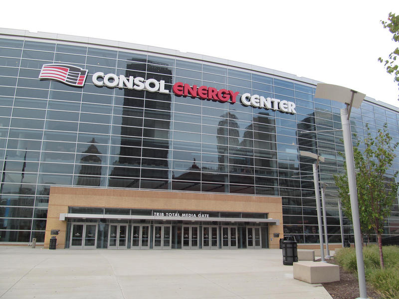 The Consol Energy Center could be a potential site to house an NBA franchise in Pittsburgh, if that ever became a reality.