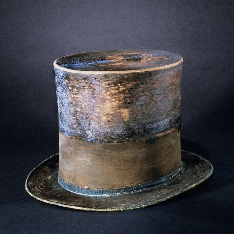 President Abraham Lincoln's Stovepipe Hat