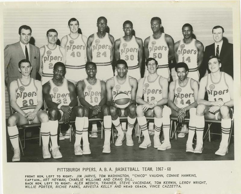Pittsburgh has had major league basketball teams before, such as the Pittsburgh Pipers, but they didn't work out in the long run.