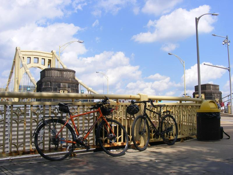 Bikes In Pittsburgh Michael Lynch WESA