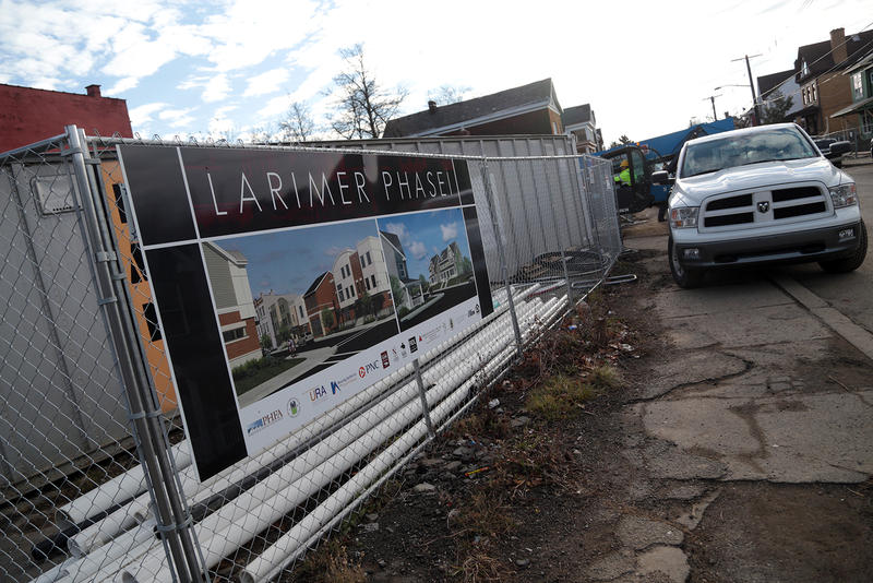 The redevelopment is largely due to the work of the Larimer Consensus Group, which with the help of lawmakers, nonprofits and others has put together a plan for the neighborhood's future.