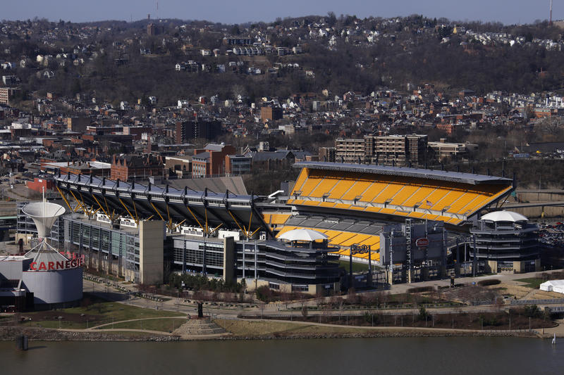 Sgt. Stephen Matakovich is accused of attacking 19-year-old Gabriel Despres during a high school football championship at Heinz Field in 2015.