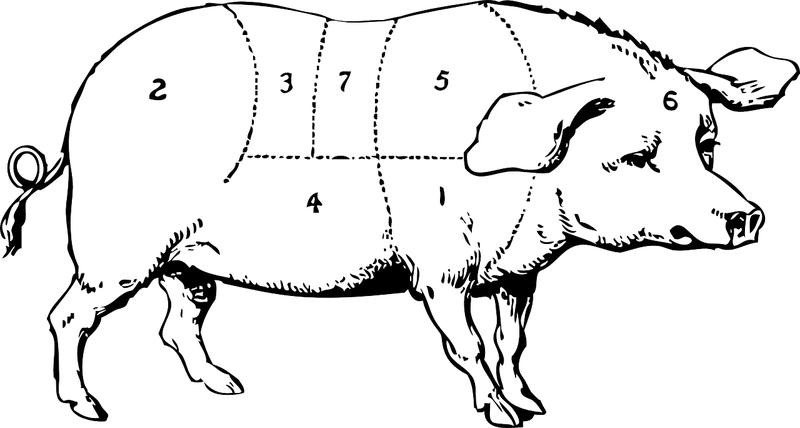 In this first story in our new segment On the House, Steve Beachy talks with Larkin Page-Jacobs as he demonstrates the process of breaking down a pig.
