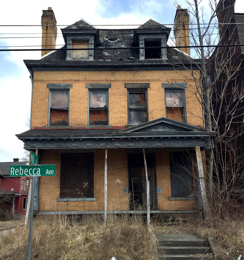 The Wilkinsburg Vacant Home Tour implores potential residents to see the houses as the homes they could, and used to, be.
